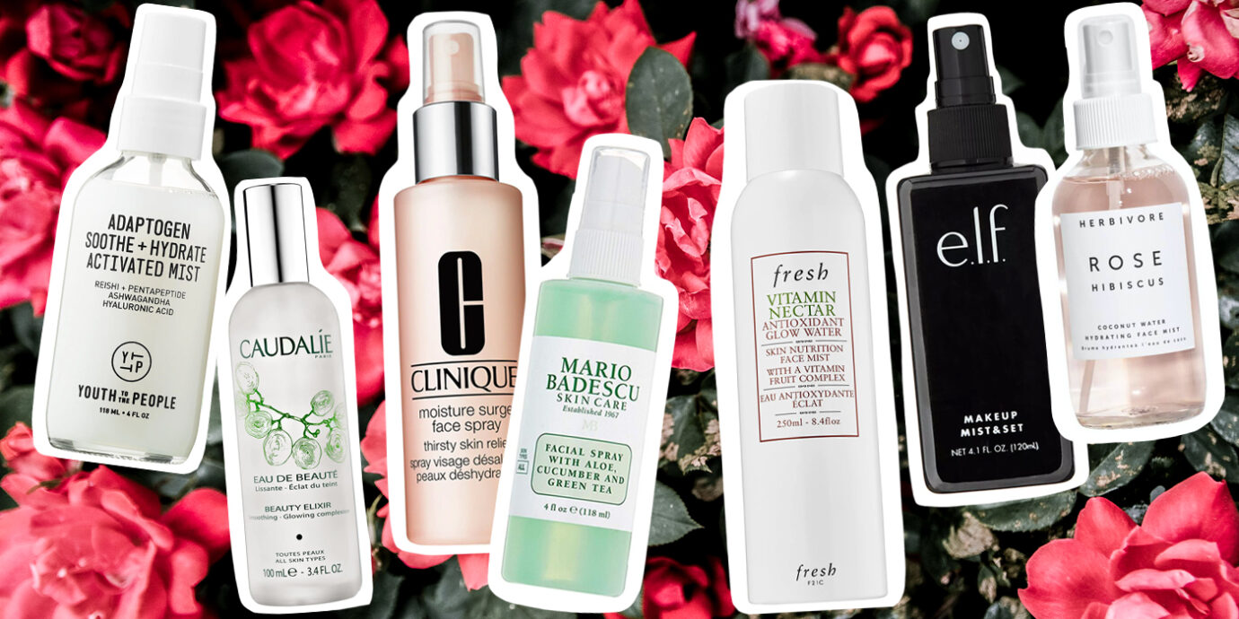 Best Face Mists That Aren't B.S..