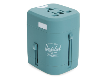 Travel Adapter HERSCHEL SUPPLY CO.