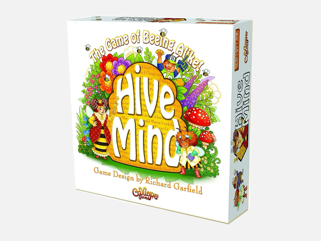Calliope Games Hive Mind Board Game.