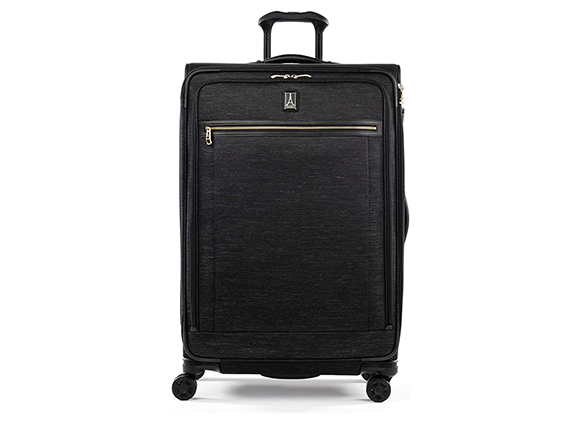 Black Travelpro Elite Suitcase