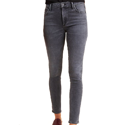 Citizens of Humanity Rocket Mid-Rise Skinny Jeans.
