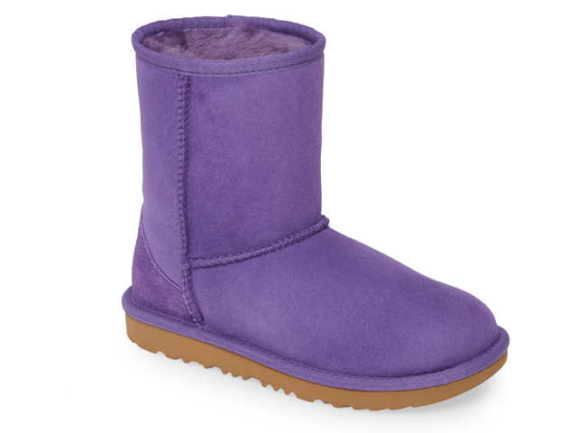 Classic Short II Water Resistant Genuine Shearling Boot UGG.