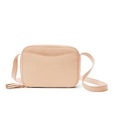Cuyana Mini Tassel Bag.