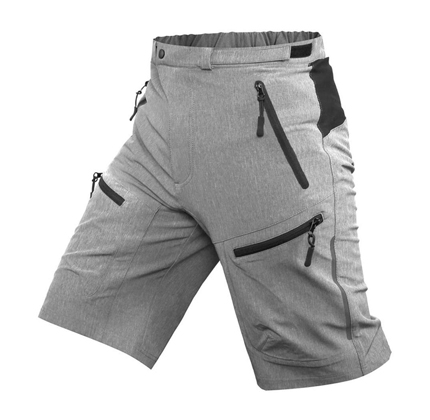 Cycorld Mens Mountain Bike Biking Shorts.