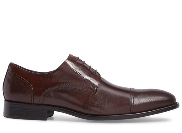 Jemison Cap Toe Derby Shoe