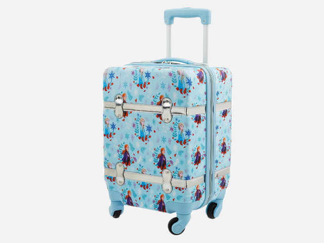 Disney Frozen 2 Rolling Luggage.