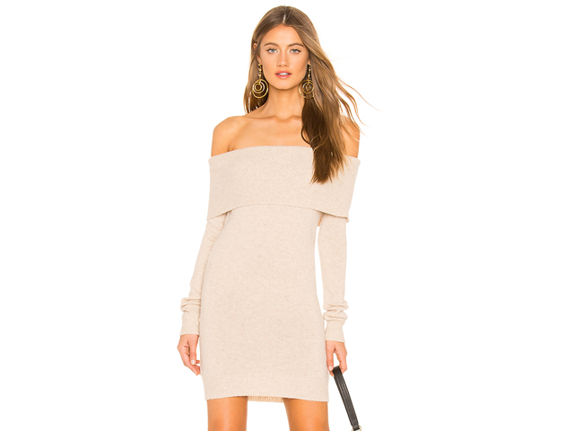 Dreamin Sweater Dress Tularosa brand: Tularosa.