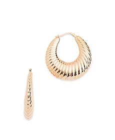 shopbop Shashi gold earrings