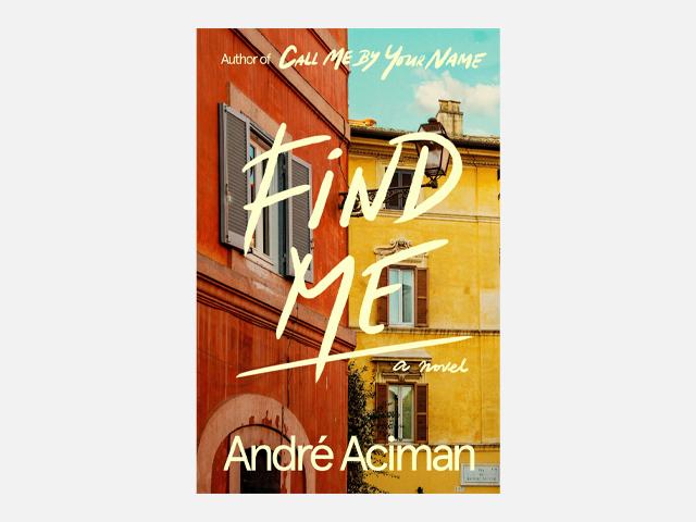 Find Me: A Novel.