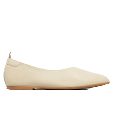 The Day Glove flat shoe by Everlane
