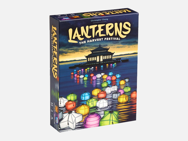 Lanterns: The Harvest Festival.