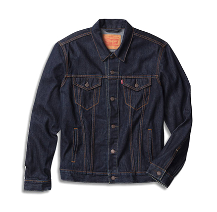 Levi's Trucker Jacket.