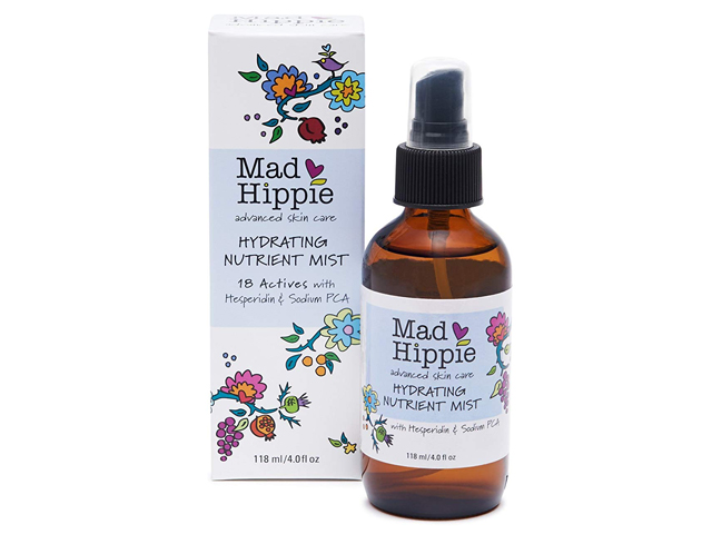 Mad Hippie Hydrating Nutrient Mist.