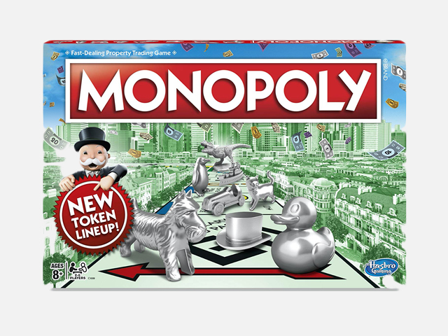 Monopoly Classic Game.