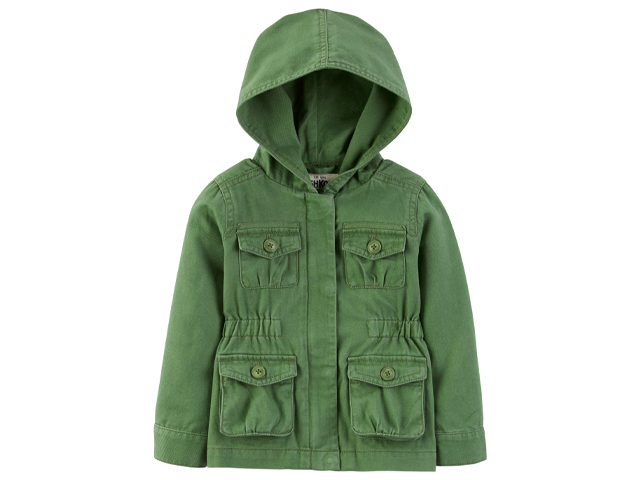 OshKosh | Toddler Field Jacket.
