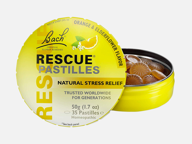 RESCUE PASTILLES, Homeopathic Stress Relief.