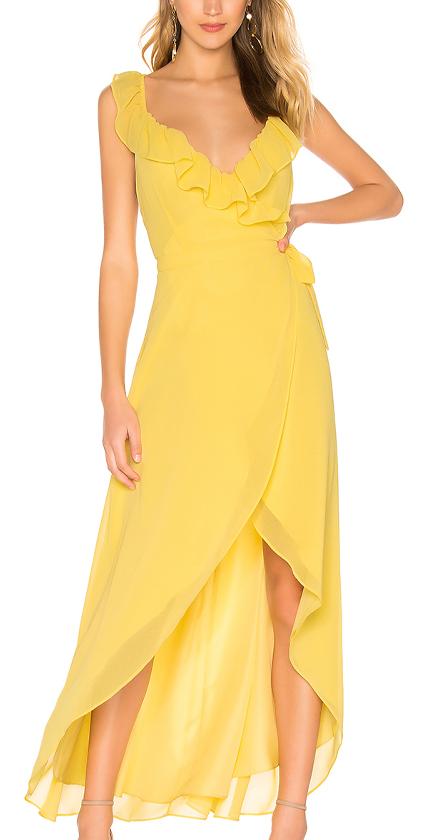 RSVP by BB Dakota Formation Maxi Dress BB Dakota.