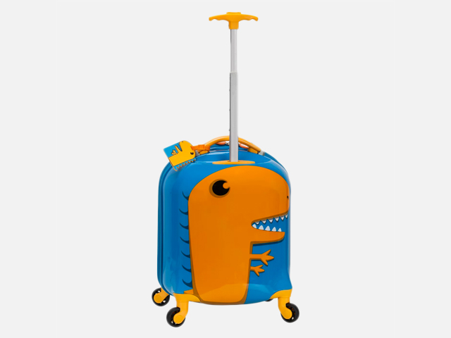 "Rockland 17"" Kids My First Suitcase - Dinosaur."