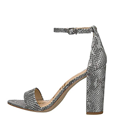 Sam Edelman Yaro Ankle Strap Sandal Heel.