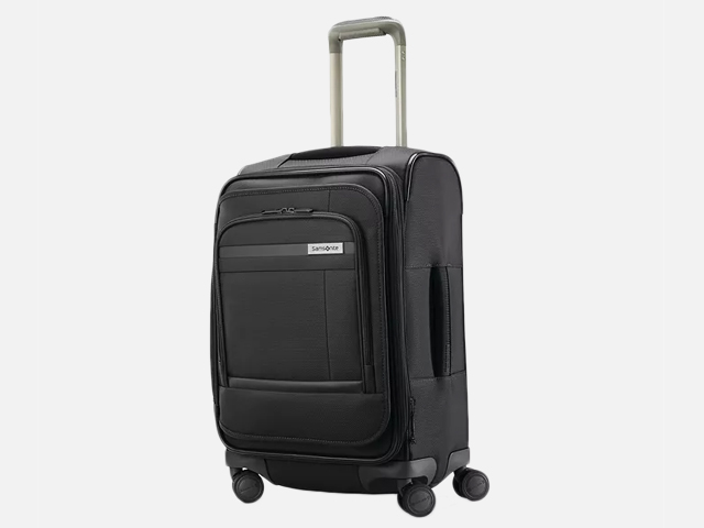Samsonite Insignis Carry-On Expandable Spinner.