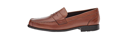 Rockport Leather Loafer