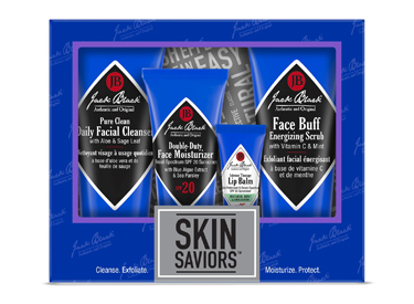 Skin Saviors Set JACK BLACK.