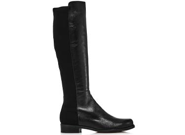 Stuart Weitzman Women's Half N' Half Knee Boots.