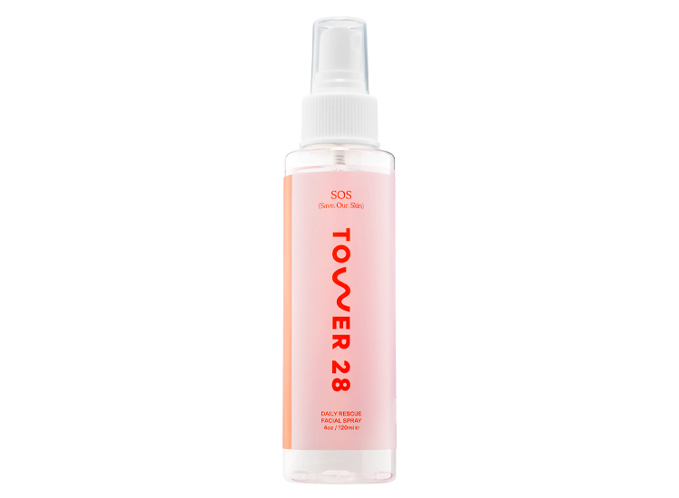Tower28 SOS (Save. Our. Skin) Daily Rescue Facial Spray.