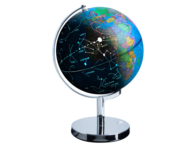 USA Toyz LED Constellation Globe for Kids.