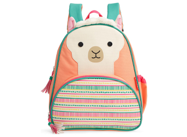Zoo Pack Llama Backpack SKIP HOP.