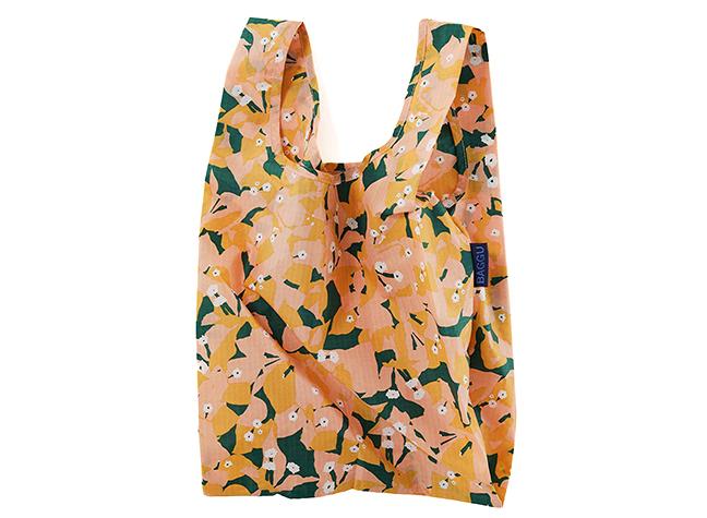 BAGGU Small Reusable Shopping Bag.