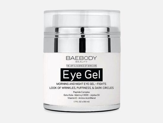 Baebody Eye Gel for Under & Around Eyes.