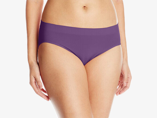 Bali Women's One Smooth U All Over Smoothing Hi Cut Panty.