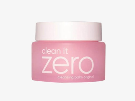 Clean It Zero Cleansing Balm Original.