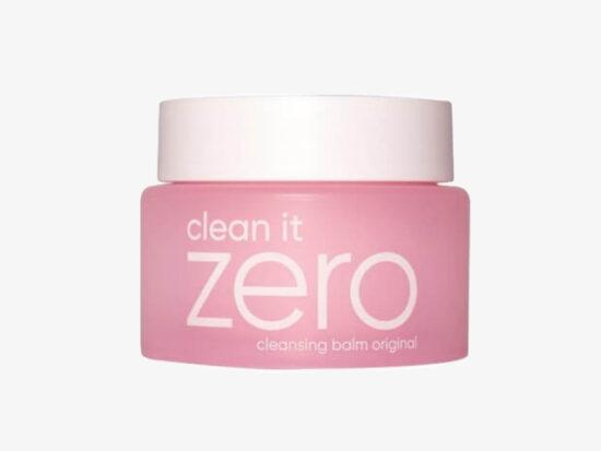 Clean It Zero Cleansing Balm Original.