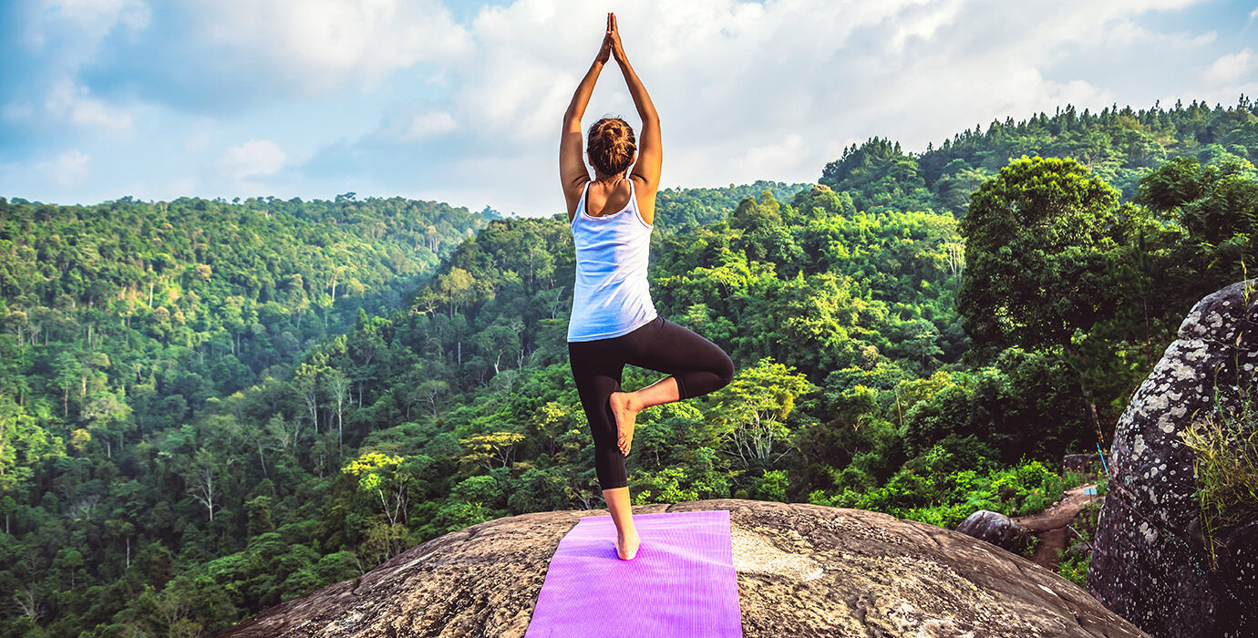 Best Travel Yoga Mats for Jet-setting Yogis.