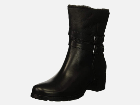 Blondo Women's Fabiana Waterproof Ankle Bootie.