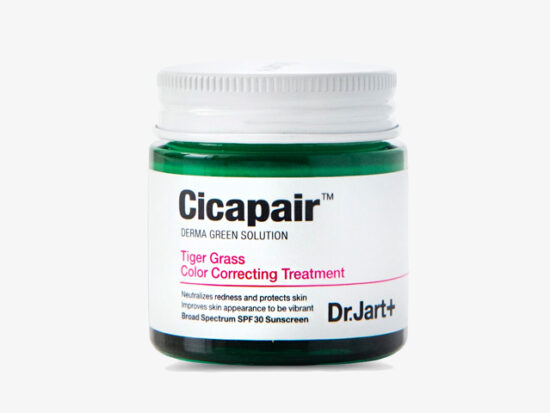 Dr. Jart  Cicapair Tiger Grass Color Correcting Treatment.