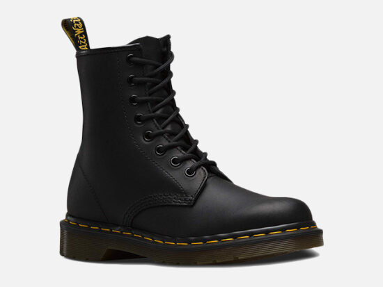 Dr. Martens - 1460 Original 8-Eye Leather Boot.