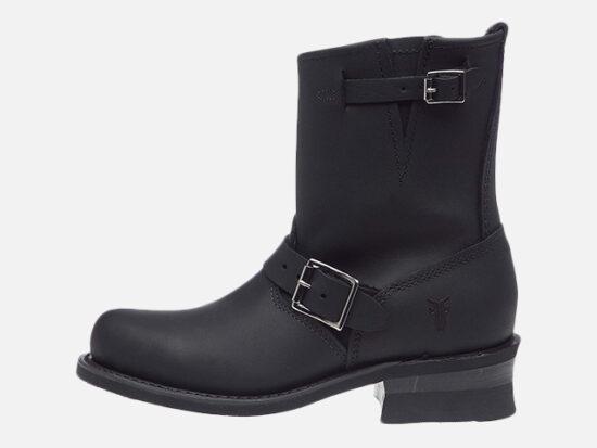 FRYE Women's Engineer 8R Ankle Boot.