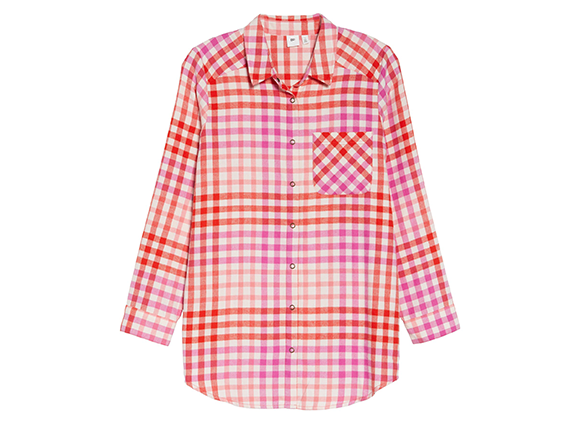 BP Flannel Nightshirt