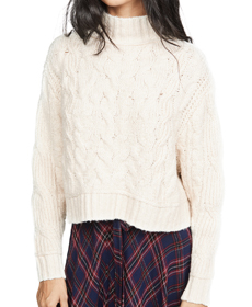 Free People Merry Go Round Sweater.