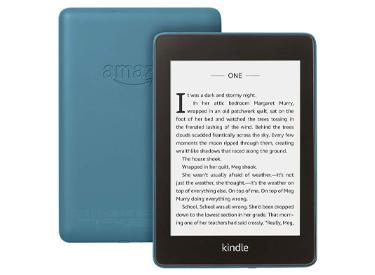 Kindle Paperwhite – Now Waterproof.