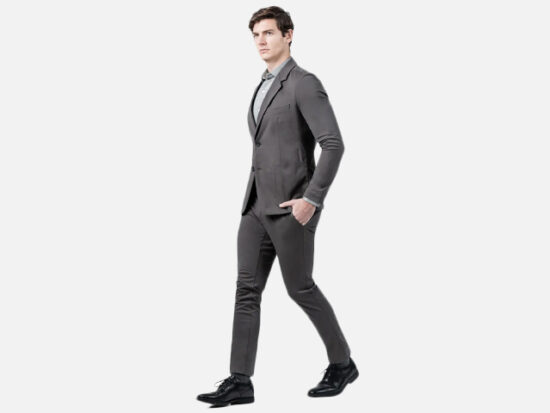 Ministry of Supply Kinetic Blazer and Pants.
