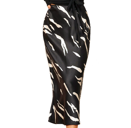 Reformation Pratt Skirt.