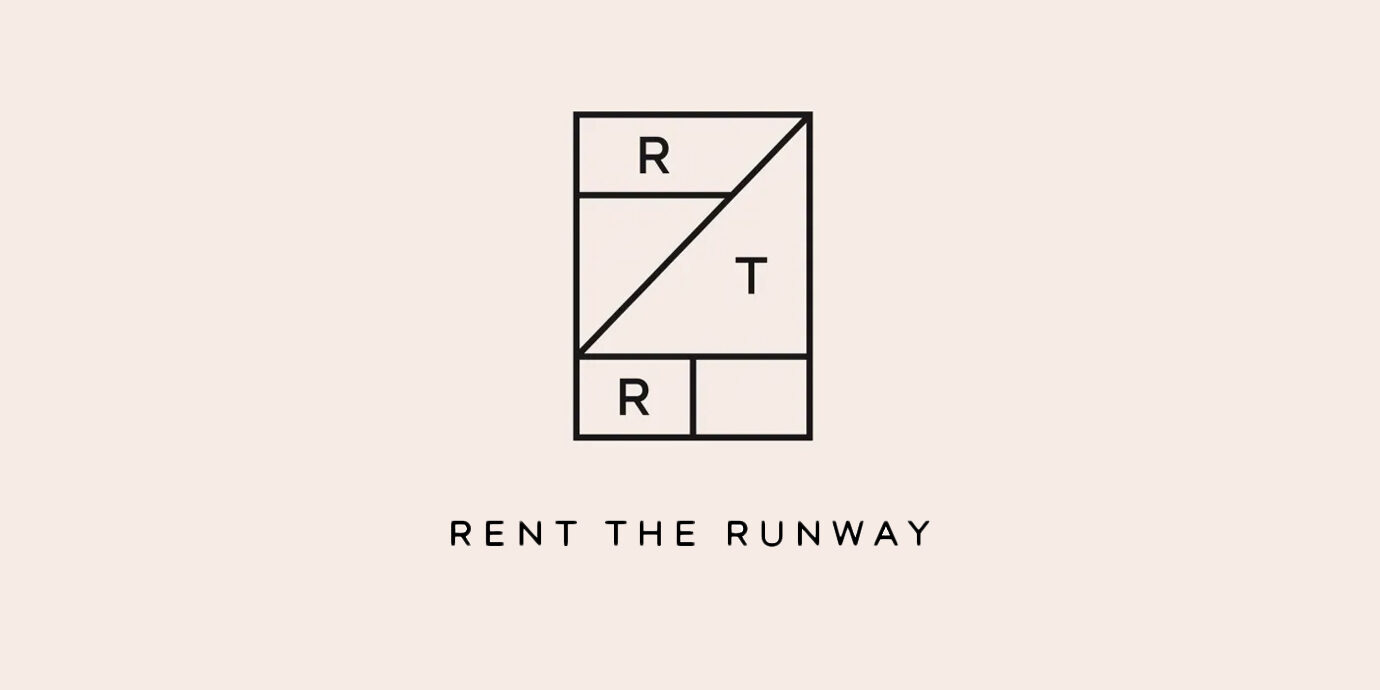 Rent the Runway logo.