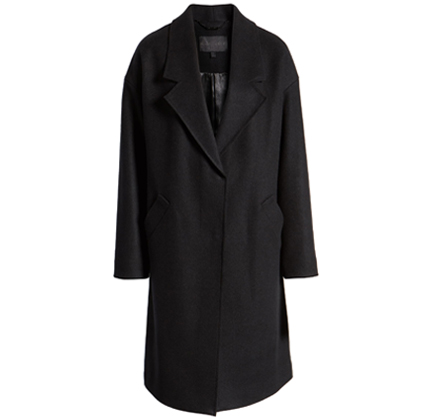 Single Breasted Long Coat KENDALL + KYLIE brand: KENDALL + KYLIE.