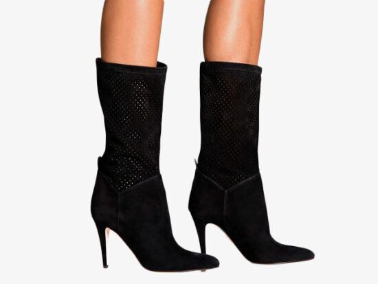 Tamara Mellon Zag Boots.