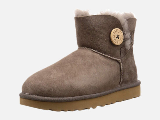 UGG Women's Mini Bailey Button Ii Winter Boot.