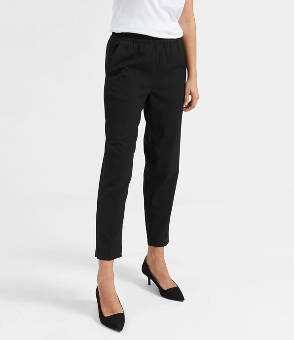 Everlane The Italian GoWeave Easy Pant.